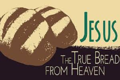 The bread from Heaven (John 6)