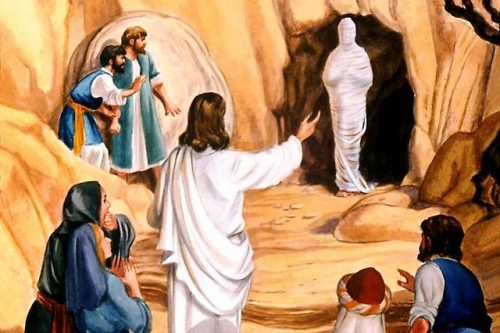 The Raising of Lazarus – John 11
