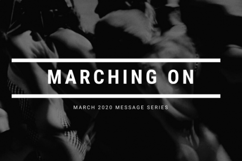 Marching On – Patience