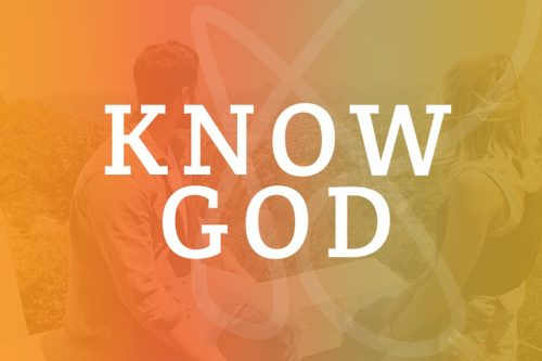 Revive Church Vision – Know God