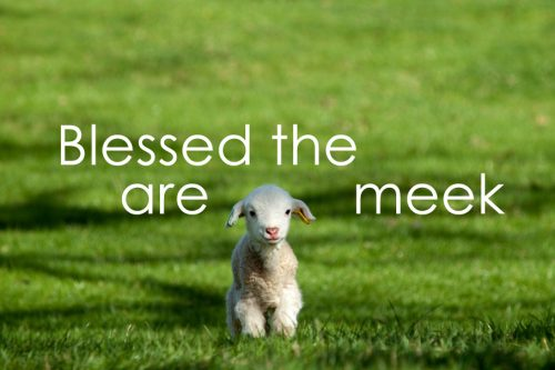Be:attitudes – Blessed are the Meek