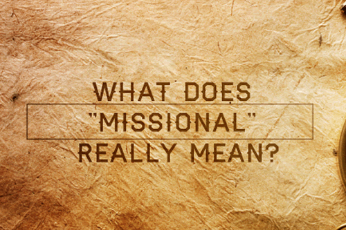 Missional Perspective