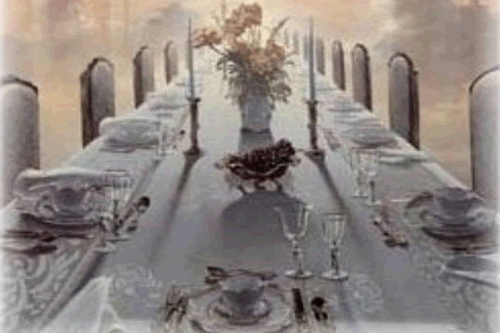 The Passover Table
