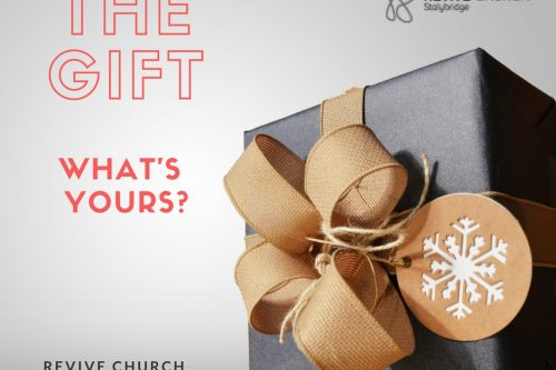 #TheGift – Obedience