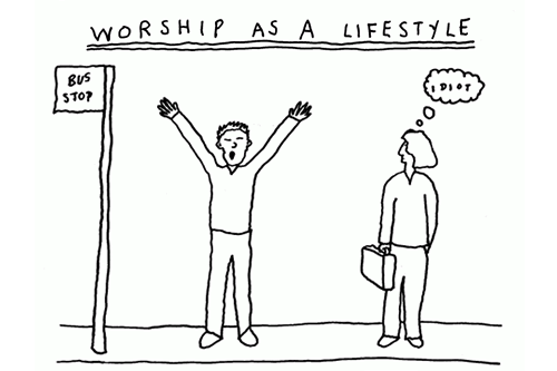 Lifestyle of Worship